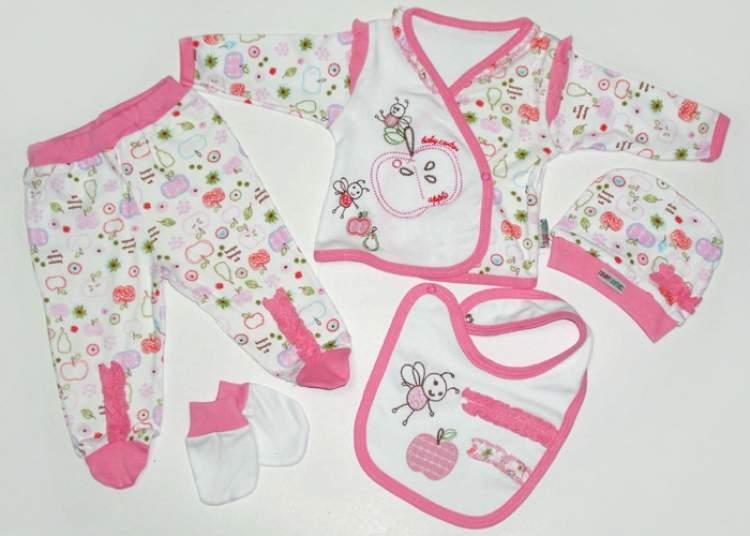 bebek giysisi görmek
