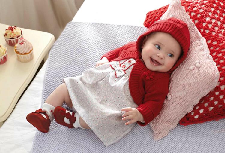 bebek kıyafetleri görmek