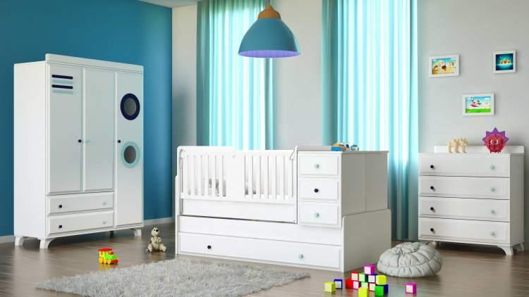 bebek odası görmek