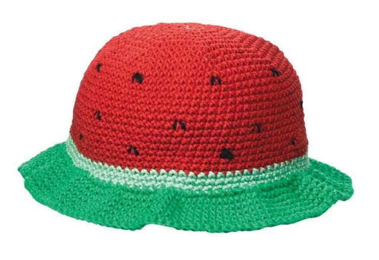bebek şapkası görmek