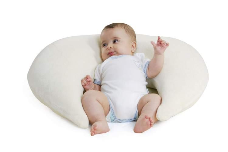 bebek yastığı görmek