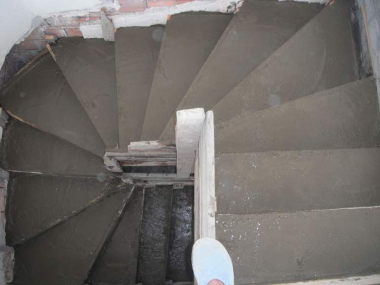 Rüyada Beton Merdiven Görmek