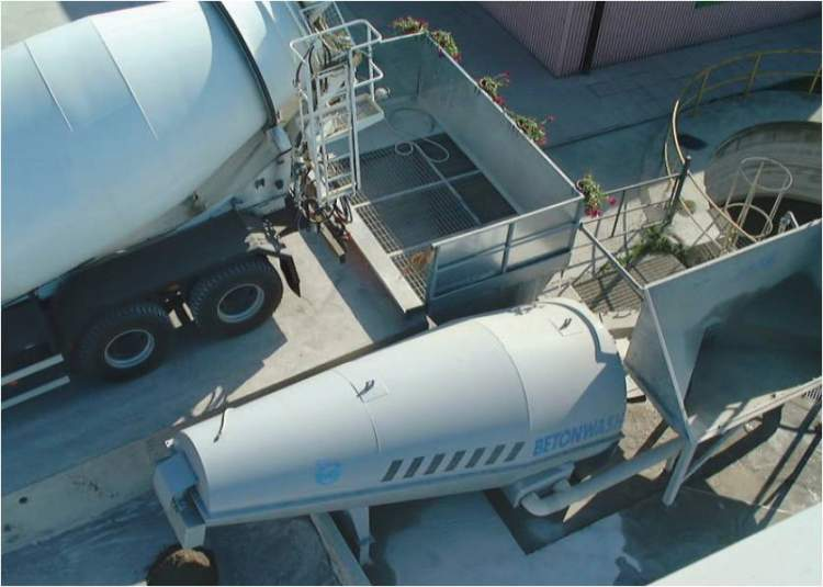 beton yıkamak