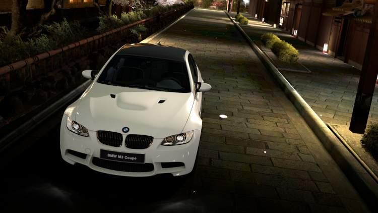 beyaz araba kullanmak