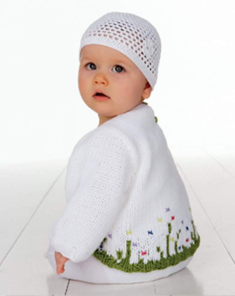 beyaz bebek görmek