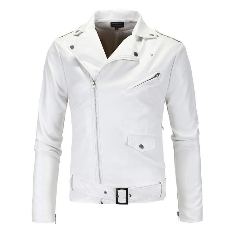 beyaz ceket görmek