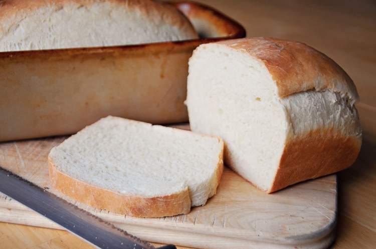 beyaz ekmek görmek