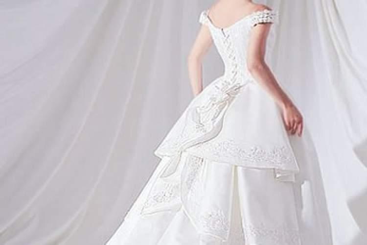 beyaz gelinlik giymek