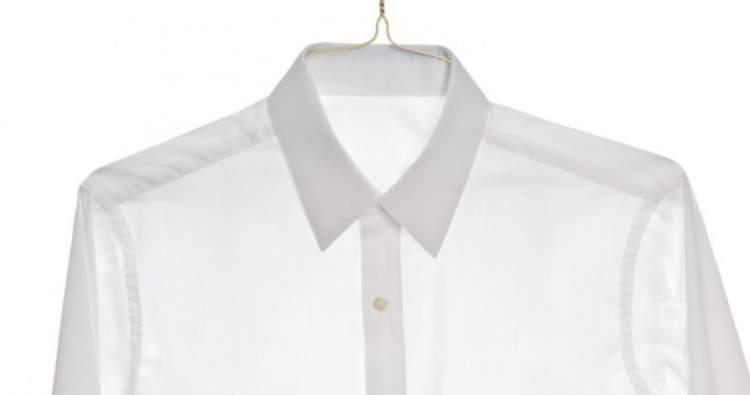 beyaz gömlek yıkamak
