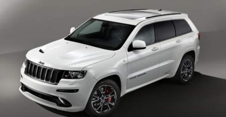 beyaz jeep görmek