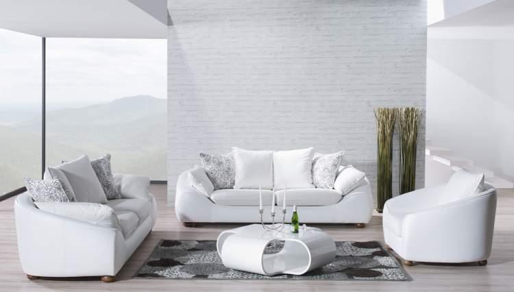 beyaz koltuk görmek