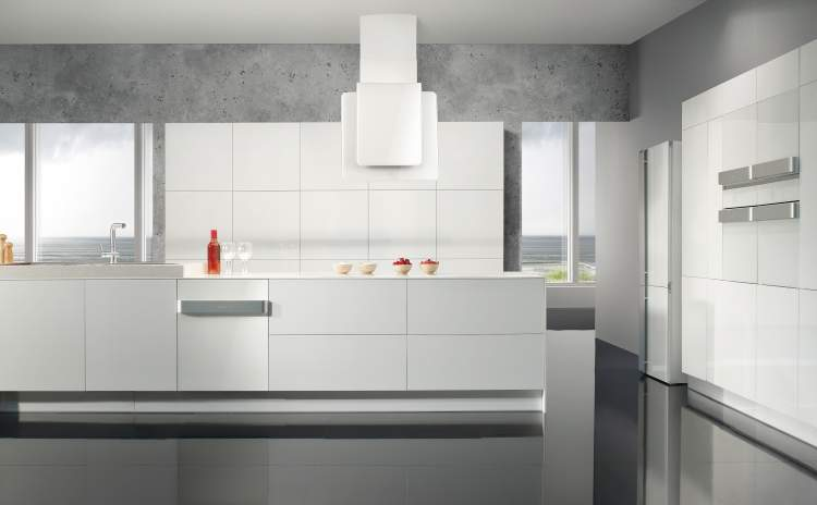 beyaz mutfak görmek