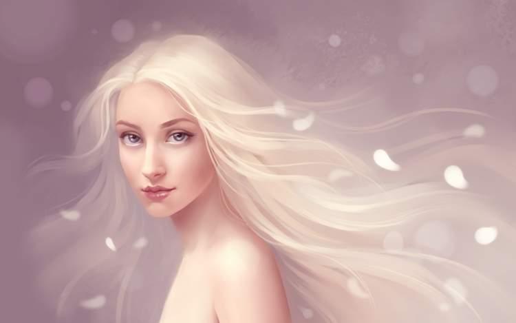 beyaz saç görmek