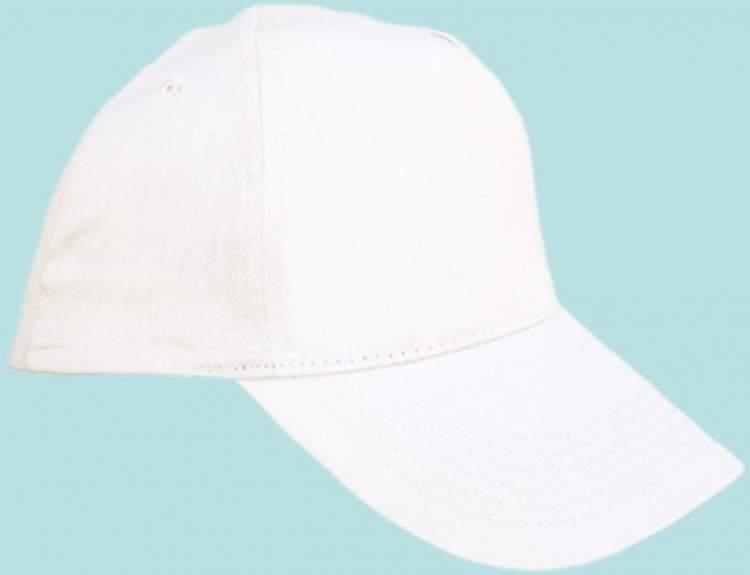 beyaz şapka görmek