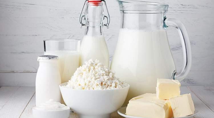 beyaz süt görmek