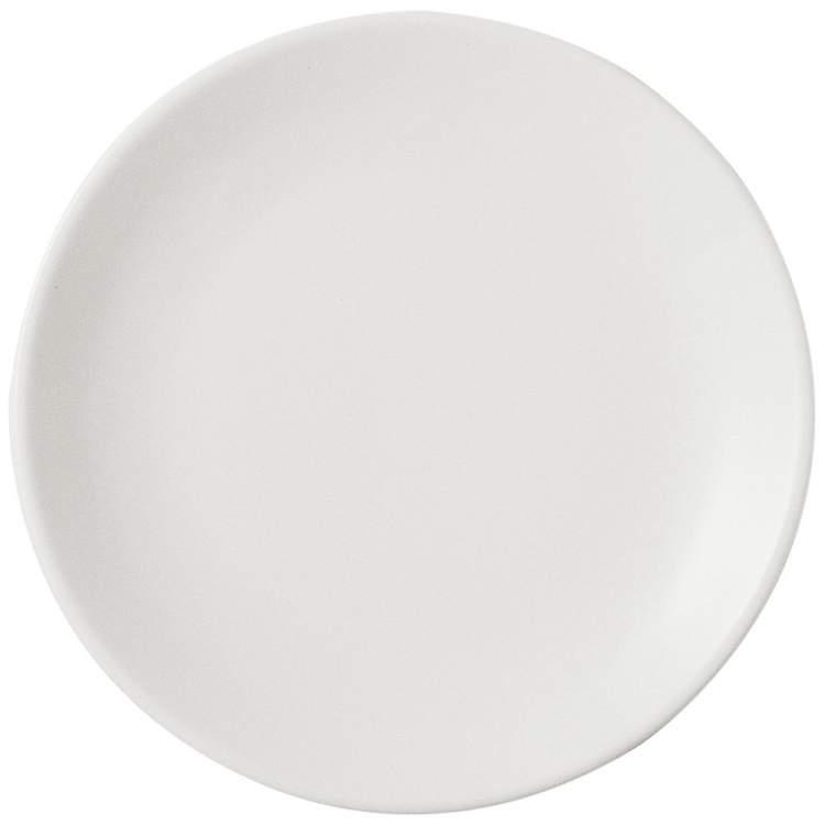 beyaz tabak görmek