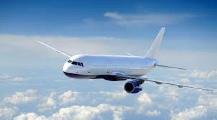beyaz uçak görmek