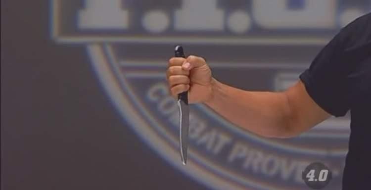 bıçak saplamak