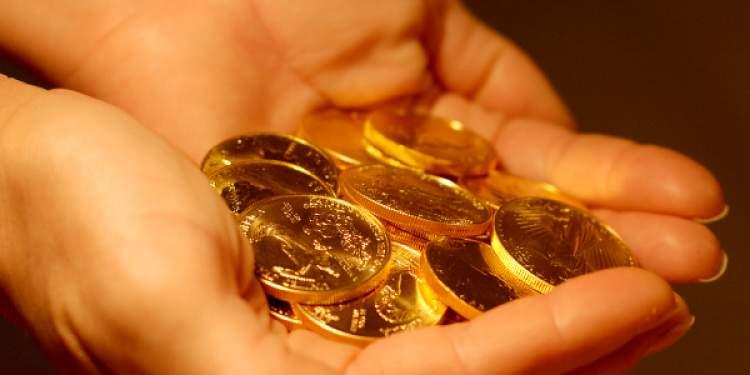 birinden altın almak
