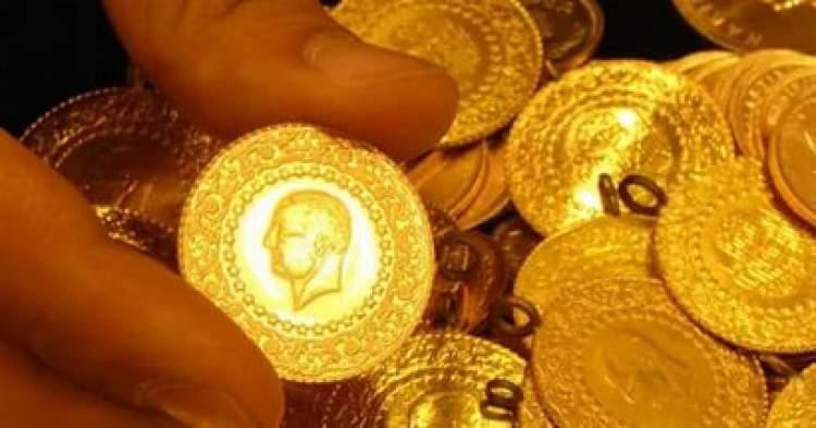birine altın vermek