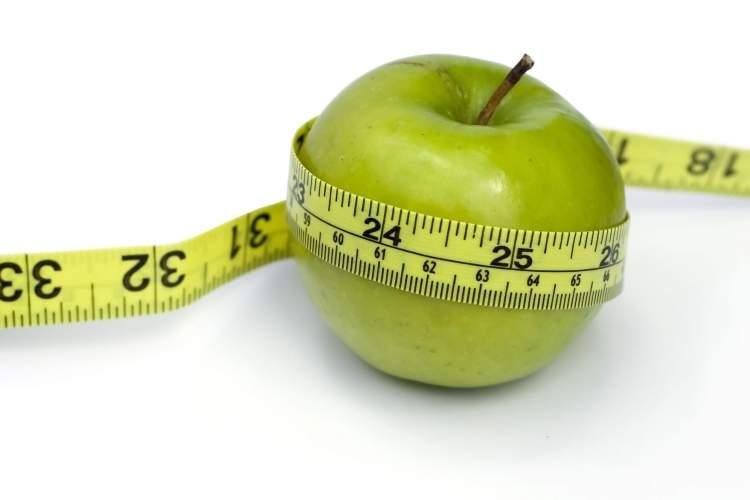 birine elma vermek