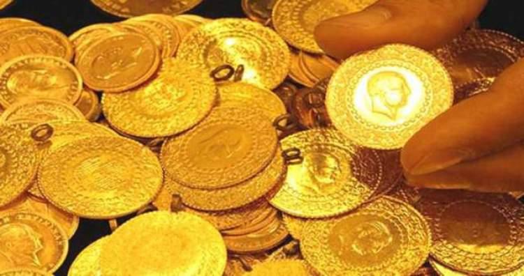 birinin altın verdiğini görmek