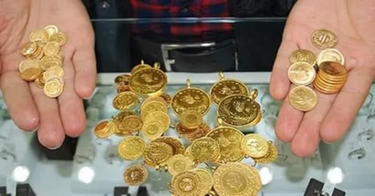 birisinden altın almak