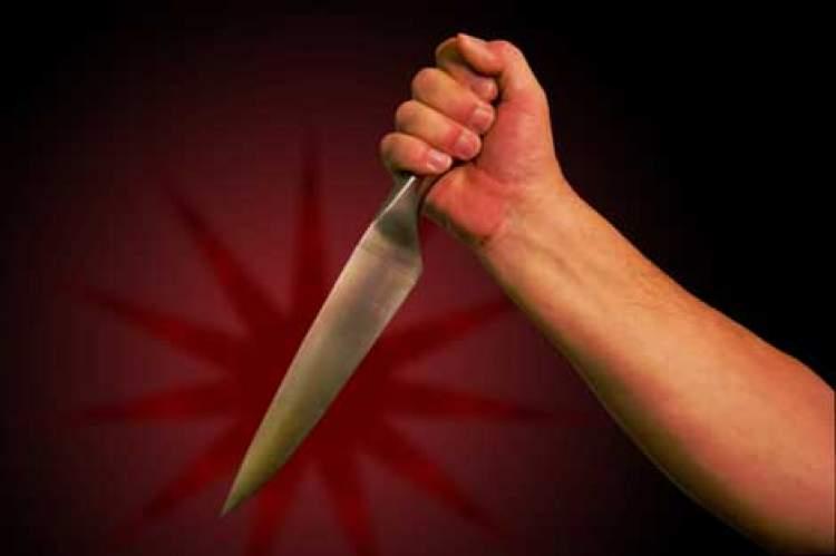 birisini bıçaklamak