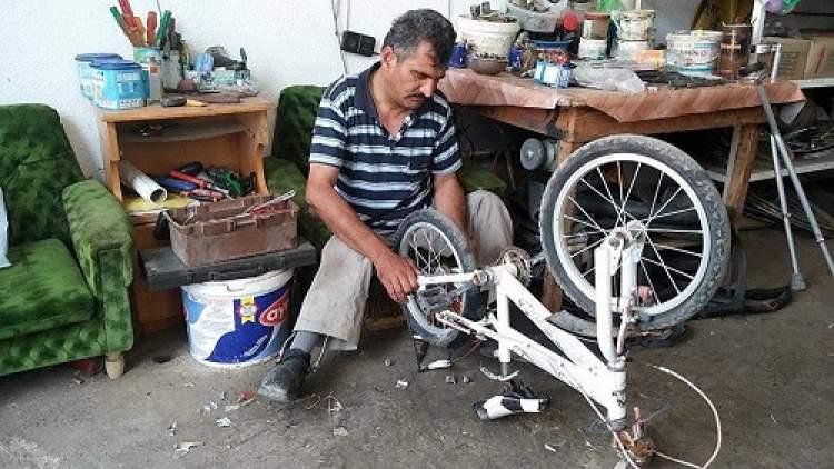 Rüyada Bisiklet Tamir Etmek