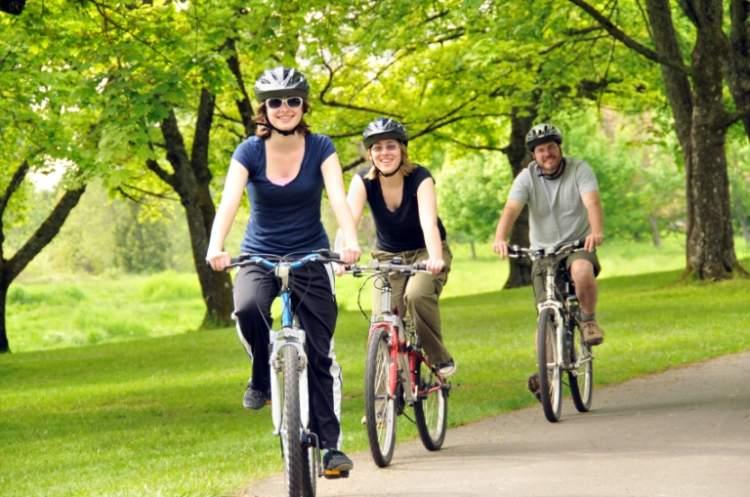 Rüyada Bisikletle Gezmek