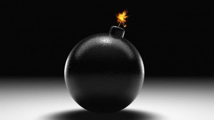 bomba görmek