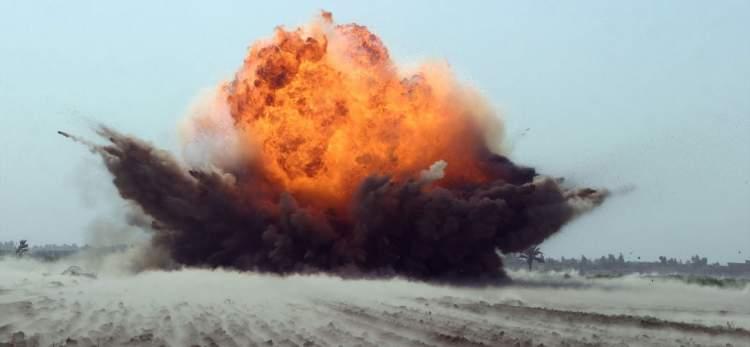 bomba patlatmak