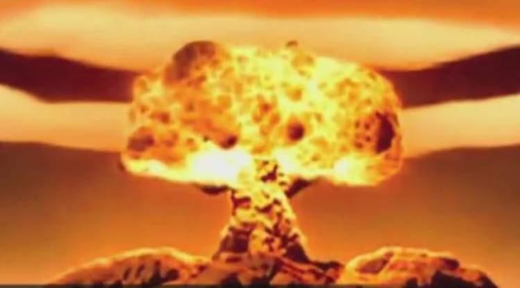 bombaların patlaması