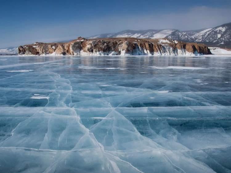 Rüyada Buz Tutmuş Deniz Görmek