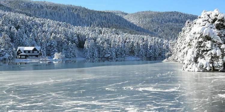 Rüyada Buz Tutmuş Göl Görmek