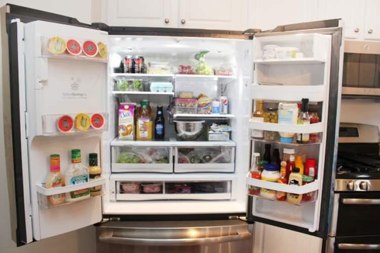 buzdolabı açmak