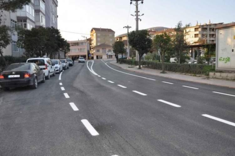 cadde görmek