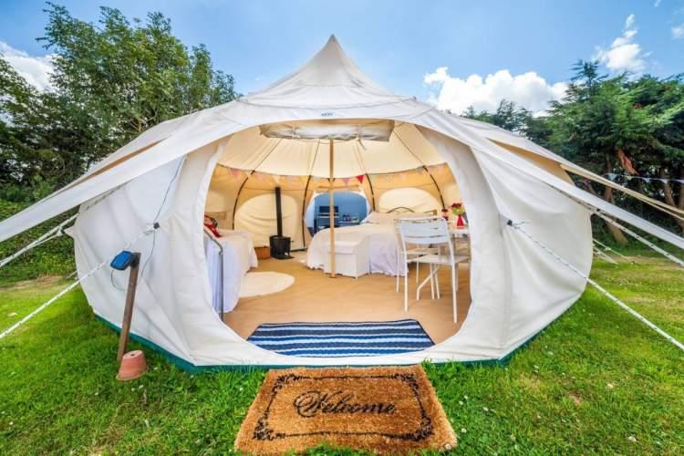 çadır görmek