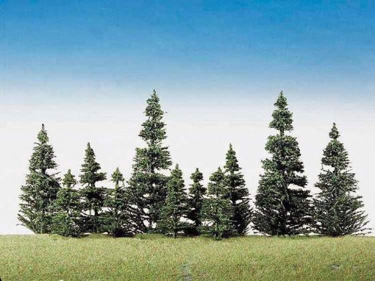 çam ağaçları görmek