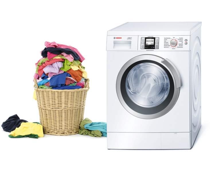 çamaşır durulamak