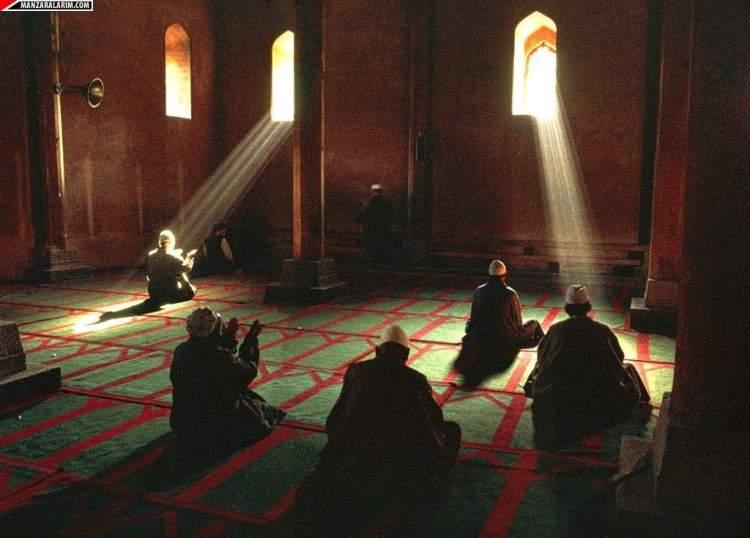 camide dua etmek