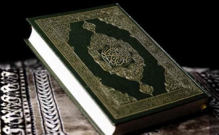 camide kuran okumak