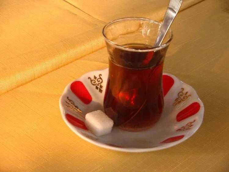 Rüyada Çay Bardak Görmek