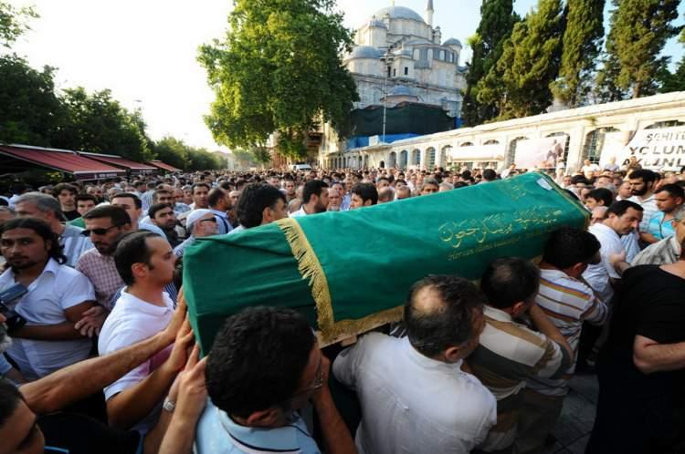 Rüyada Cenaze Kalabalık Görmek