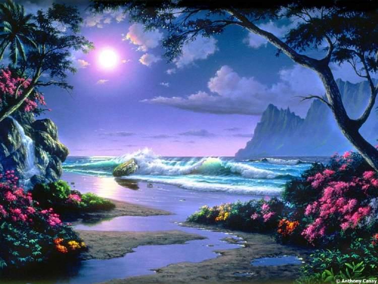 cenneti görmek