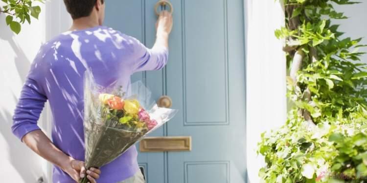 çiçek almak