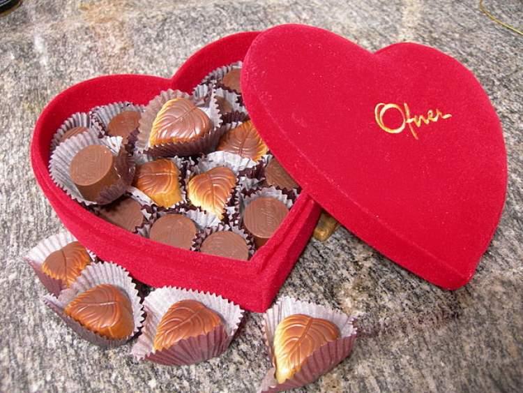 çikolata hediye almak