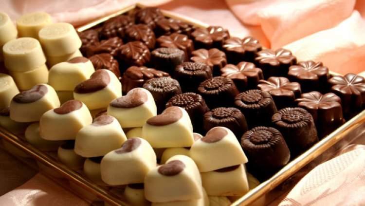 çikolata satın almak