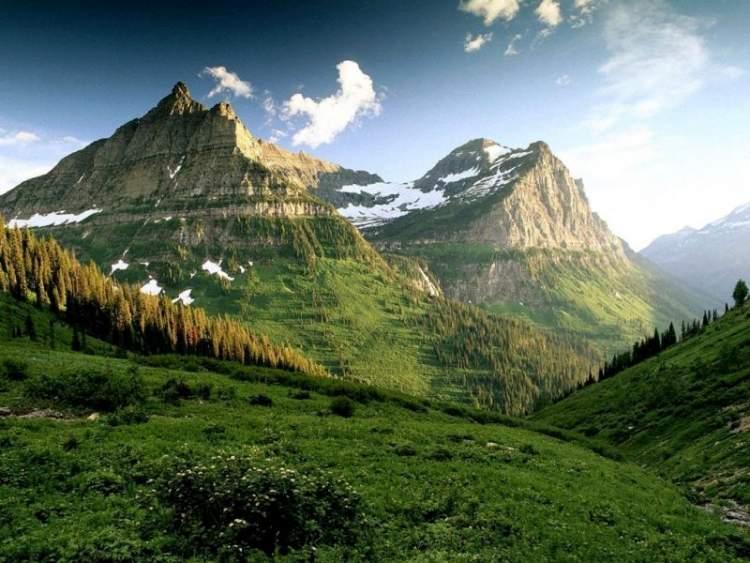 dağ görmek