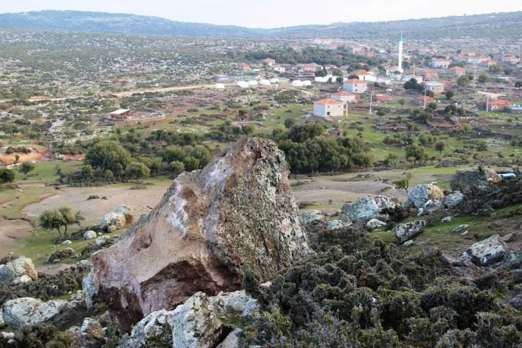 dağ yıkılması